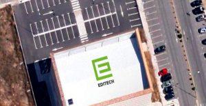 10 Editech aérea Logo verde