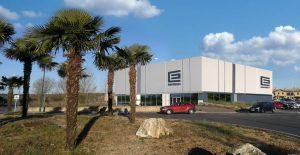 Editech building